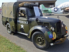 """Hillman Light Utility Truck (2) • <a style=""""font-size:0.8em;"""" href=""""http://www.flickr.com/photos/81723459@N04/9910722173/"""" target=""""_blank"""">View on Flickr</a>"""