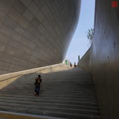 Dongdaemun History & Culture Park (sring77) Tags: korea seoul dongdaemun zahahadid
