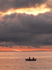 Saundersfoot Sunrise (MG/BS4) Tags: wales sunrise pembrokeshire saundersfoot myk mgbs4 sunnyvaleholidaypark