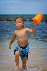 Child Boy Playing at the Beach 4 (Julie Thurston) Tags: boy vacation beach water happy hawaii sand toddler child smiles kaneohe hawaiian tropical activity windward kualoa funinthesun chinamanshat kaneohebay childplaying ilovethebeach kualoabeach kualoabeachpark ilovehawaii hawaiiisland