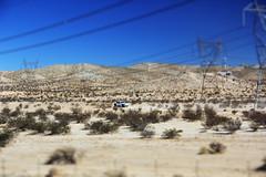 Anywhere.... (michael_hamburg69) Tags: street usa white car america poer desert jeep unitedstatesofamerica pole mast amerika strommast