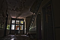 DSC_6756 (Ray Skwire) Tags: old school rot abandoned pennsylvania decay wither pa hdr deterioration photomatix
