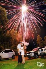 Casamento (Bruno_Caimi) Tags: branco fire kiss beijo carros noite luzes casamento festa fogos pirofagia foguete