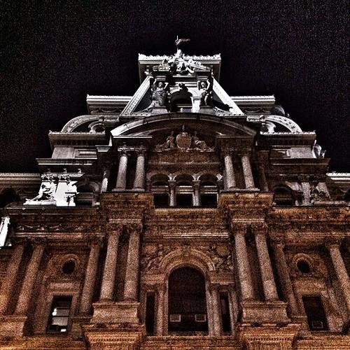 #cityhall #philly #phillygram #philadelphia #igerswinnipeg #igersmanitoba #igerscanada #ink361 #statigram #kimija #PRSAinPhilly #visitphilly #snapseed