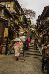 JAPAN (doremon313) Tags: winter hot nature japan spring kyoto side country snowing