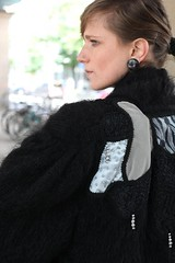 mo267 (Passionnément mohair) Tags: wool fashion sweater mohair mode cardigan veste gilet