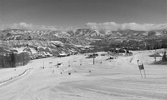 Snowmass Mountain Skyline