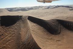 Namibwüste aus der Luft III