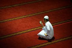Indonesia 073 (neilwade) Tags: travel indonesia worship asia muslim islam mosque jakarta dome masjidistiqlal mesjidistiqlal
