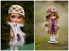 Fur coats for Blythe