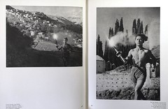 """Through towns and villages ... on the road to Corinth."" Photos in Leni Riefenstahl's ""Schonheit im Olympischen Kampf"" (1937) (lhboudreau) Tags: sports sport 1936 greek athletics photobook greece athletes olympics riefenstahl olympicgames olympicflame hardcover photographybook sportsphotography olympians olympictorch torchbearer leniriefenstahl sportsevents summerolympicgames hardcovers hardcoverbooks hardcoverbook berlinolympics 1936berlinolympicgames 1936berlinolympics 1936summerolympics bookofphotographs berlinolympicgames 1936summerolympicgames schonheitimolympischenkampf imdeutschenverlag deutschenverlag beautyintheolympicgames roadtocorinth"