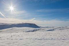 Kinder Edge (RD400e) Tags: winter mist snow canon walking eos is derbyshire kinder edge mk2 5d usm ef peakdistrictnationalpark f4l 24105mm