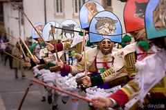 La sonrisa del peliqueiro (David A.R.) Tags: david canon grupo carnaval kdd fotografo pantallas araujo xinzo fotografos entroido laza 40d canoneos40d kdd´s davidar davidaraujo kdd´svigo piliqueiros