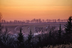 pastel world (Smo_Q) Tags: sunset poland polska polen polonia ♡ польша ღ 波兰 ポーランド 폴란드 pentaxk5
