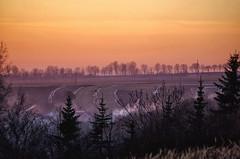 pastel world (Smo_Q - As long as you remember me, I'll never ..) Tags: sunset poland polska polen polonia       pentaxk5