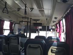 De bus naar Seoul