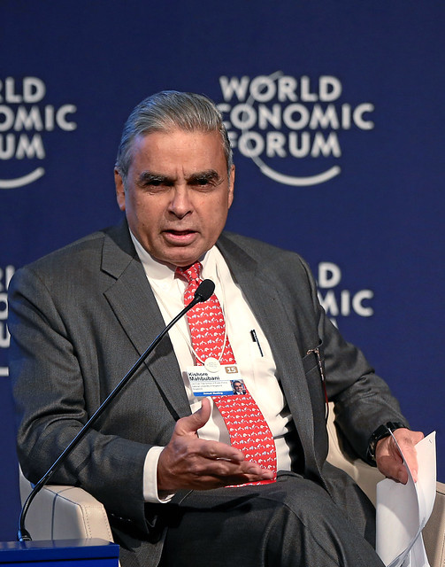 Rebuilding Trust in Asia: Kishore Mahbubani