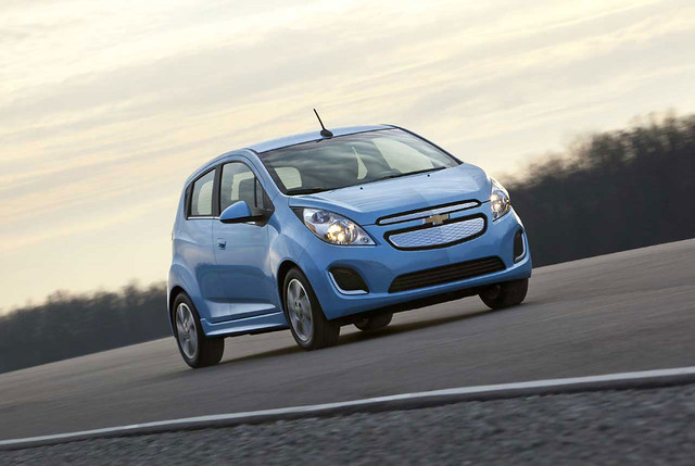 pictures cars chevrolet spark 2015