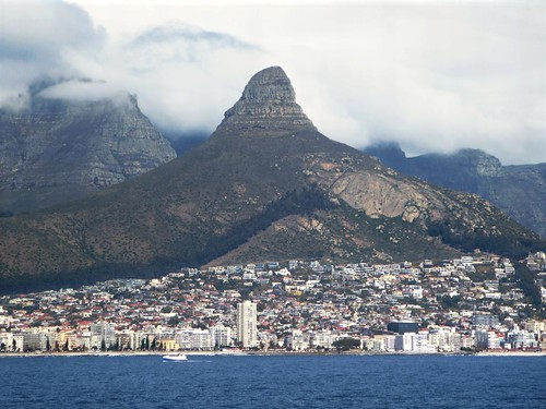 Sea Point and Lion's Head by D-Stanley, on Flickr