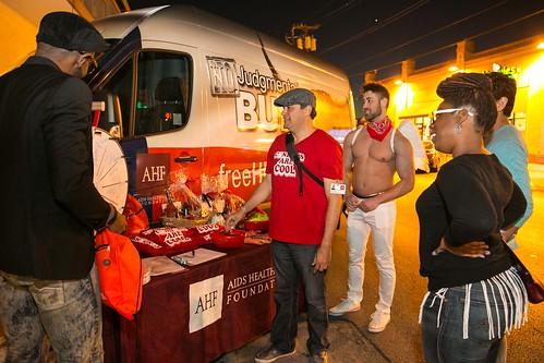 International Condom Day 2015: Dallas, TX