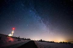 Stargate (Gruenewiese86) Tags: winter nature canon stars star nacht natur iso brocken stern 1740 harz sterne milkyway 6d sternenhimmel nachthimmel strase nachtlandschaft milchstra