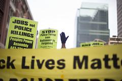(Josh Sinn) Tags: nyc signs digital march md downtown hand rally protest maryland baltimore glove ferguson mikebrown ericgarner canon5dmarkiii joshsinn blacklivesmatter