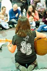 Mercazoco Febrero Gijón Feria de Muestras talleres infantiles