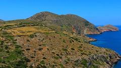 IMG_9824 (mygreecetravelblog) Tags: mountains landscape island outdoor hills greece grecia mountainside greekislands cyclades syros kini siros kinibay syrosgreece kinibaysyros