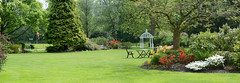 Part of the grounds (quintinsmith_ip) Tags: flowers grass hotel grasmere grounds wordsworth wordsworthhotelandspa