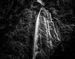 Dalfazer Waterfall | Austria (C.Kaiser) Tags: longexposure bw tirol blackwhite waterfall sterreich sony nd maurach langzeitbelichtung carlzeiss polarisation at dalfazerwasserfall bwksemann nex5t e24mmf18