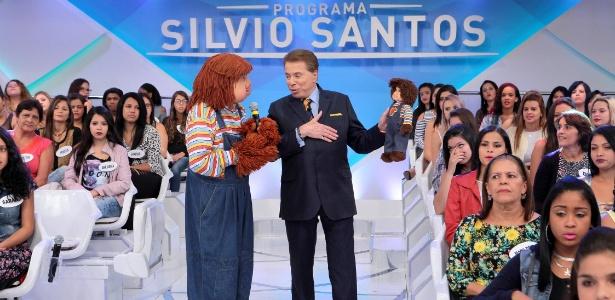 """""""Programa Silvio Santos"""" comemora 53 anos com Fofão e pegadinha inédita"""