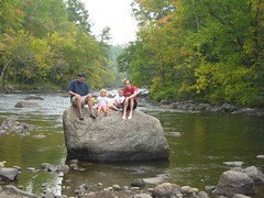 22 Septembre 2007 - 45 - Famille (Patrick Limoges) Tags: waterfall quebec