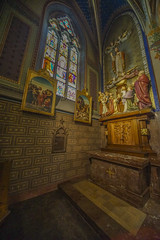 in sacred place (y.mihov, Big Thanks for more than a million views) Tags: city church icons czech prague cathedral capital jesus sightseeing sigma praha sonyalpha