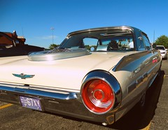 1962 | Ford Thunderbird (e r j k . a m e r j k a) Tags: classic cars ford ride customized thunderbird 1962 taillight erjkprunczyk