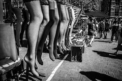 Netherlands, Amsterdam (Epsilon68 - Street and Travel Photography) Tags: street travel urban blackandwhite bw netherlands monochrome amsterdam blackwhite fuji ngc fujifilm noireblanc fujix fujixt1