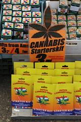Amsterdam/Netherlands (© Philipp Hamedl) Tags: city netherlands dutch amsterdam iamsterdam market citylife seeds stadt illegal drug impressions impressionen cannabis legal hanf hemp niederlande marihuana drogen samen starterkit starterskit