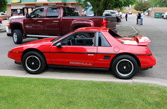1984 Pontiac Fiero Formula (coconv) Tags: pictures auto old red classic cars sports car vintage photo automobile image photos antique picture images vehicles photographs photograph 1984 formula vehicle fiero pontiac autos collectible collectors coupe mid automobiles 84 engined blart midengine