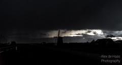 DSC_7063_Lr-edit (Alex-de-Haas) Tags: city haven netherlands windmill rain clouds port landscape marine cityscape air navy nederland wolken lucht naval polder regen stad landschap noordholland denhelder windmolen navalbase havenstad marinebasis