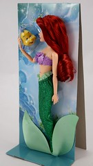 2016 Ariel Classic 12'' Doll - US Disney Store Purchase - Deboxing - Cover Off - Full Right Front View (drj1828) Tags: disneystore doll 12inch classicprincessdollcollection 2016 ariel flounder purchase deboxing