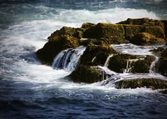 The Journey of the Sea (Patricia McAtee - Photos of Maine) Tags: ocean sea seascape rocks waves seacoast rockycoast