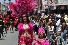 SF Carnaval 2016 (DanceAndRun) Tags: sf carnival pink san francisco breast cancer carnaval cure manal 2016
