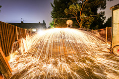 wire wool chalange (DaveMcHaleLiverpool) Tags: canon canon1022mm wirewool canon70d