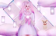 Puella Magi~ <3 (cerezachan) Tags: kawaiiproject altair lcky thecrystalheart crystalheart shoujo anime kawaii toiz bunbun