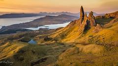 Old Man of Storr, Skye (Paul S Ewing) Tags: old man skye landscape dawn scotland isle storr of