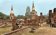 Ayutthaya (donachadhu) Tags: watmahapruettharam thailand bangkok ayutthaya sonya700