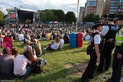 Devonshire Green 3 (INF 326 Web Application) Tags: music festival sheffield saturday 2009 tramlines mainstage devonshiregreen dansumption danshotme