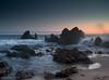 Corona Del Mar (Scott of SWPA) Tags: california sunset beach 35mm losangeles nikon pacificocean nik f2 westcoast coronadelmar lightroom singhray leefilters d700