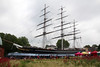 The Cutty Sark (NTG's pictures) Tags: the cutty sark london greenwich is british clipper ship clyde 1869 jock willis shipping line