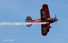 160408_090_RocknRoll (AgentADQ) Tags: show sun rock plane airplane fun allen florida air n will roll lakeland flyin biplane aerobatic pitts 2016 s2b