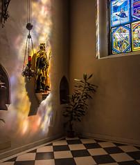 Colours (Matt H. Imaging) Tags: matthimaging colourful colourfull church monestary lightandshade konicaminolta minolta dimagea2 dimage a2 bolzano bozen sudtirol altoadige
